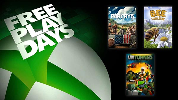 Free Play Days Adds Far Cry 5, Unturned, and Bee Simulator This Week