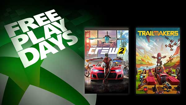 Free Play Days: Play The Crew 2 And Trailmakers For Free on XBOX (Dec 5-8)