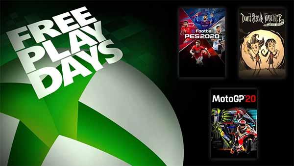 Xbox Free Play Days (June 18-21)