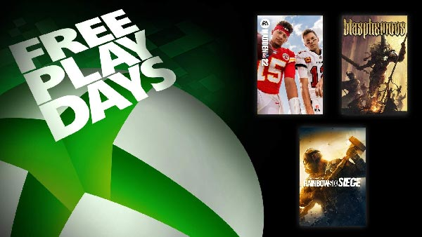 Free Play Days Adds Madden NFL 22, Tom Clancy's Rainbow Six Siege, and Blasphemous (Sept. 9-12)