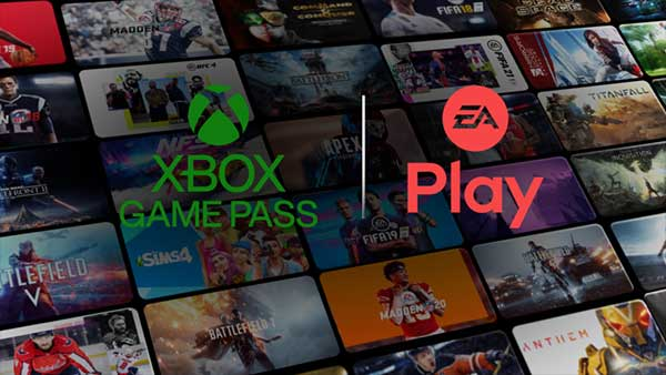 Xbox Game Pass | EA Play