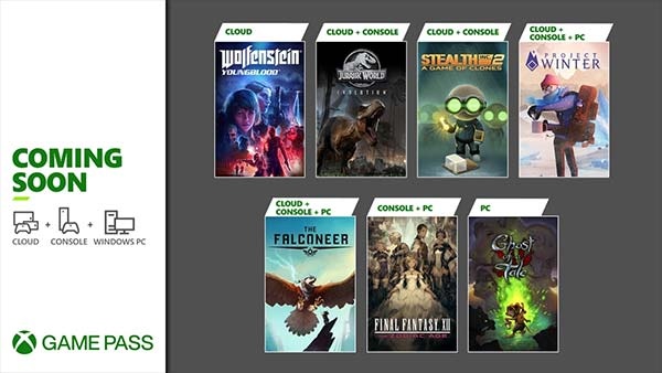 Games Coming Soon to Xbox Game Pass (February 2021)