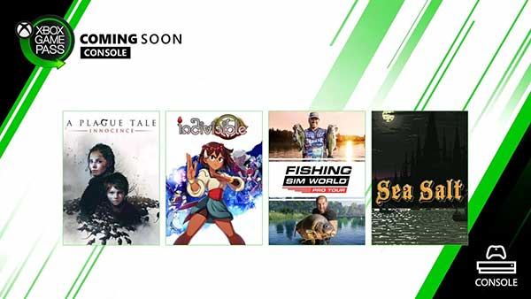 Xbox Game Pass: Fishing Sim World, Indivisible, Sea Salt and more are coming to Game Pass this month