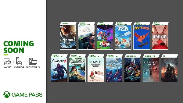 More games coming to Xbox Game Pass for Xbox Console, Cloud & Windows PC in September!