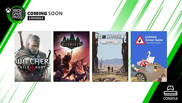 Xbox Game Pass Release Schedule December 2019