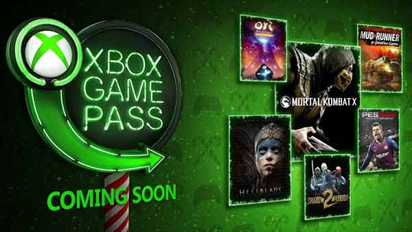 Xbox Game Pass: Mortal Kombat X, PES 2019, Ashen And More Coming This December