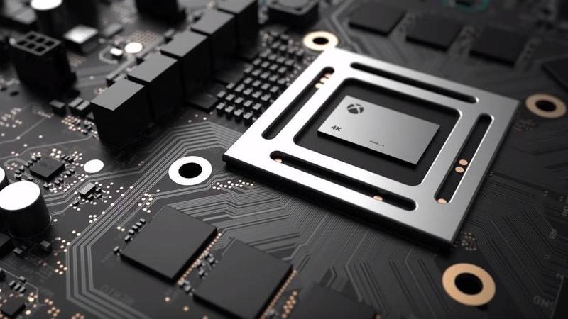 Xbox One (Project Scorpio)