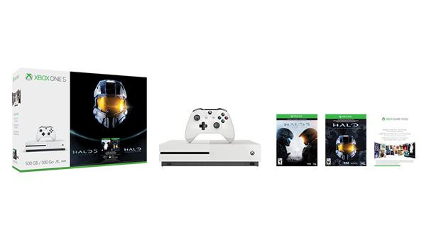 Xbox One S Ultimate Halo Bundle