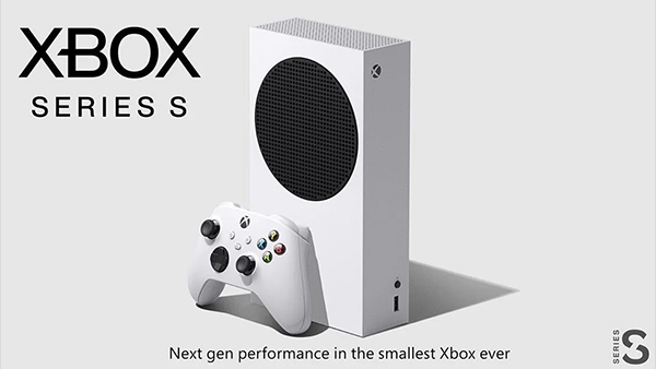 Microsoft announces the all-new Xbox Series S, available November 10th