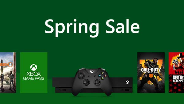Xbox Spring Sale 2019: Save Big On Xbox Games, Xbox Game Pass, Consoles, And More