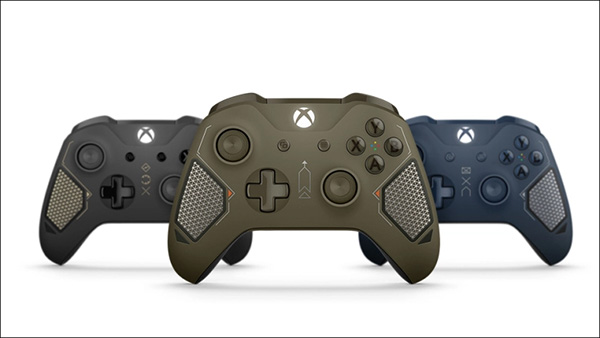 Microsoft Announces Combat Tech Special Edition Xbox Wireless Controllers