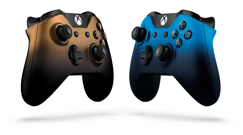 Two New Xbox One Special Edition Controllers (2016)