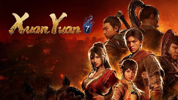 Xuan Yuan Sword 7 Now AvailableTo Pre-order On Xbox One And Xbox Series X|S