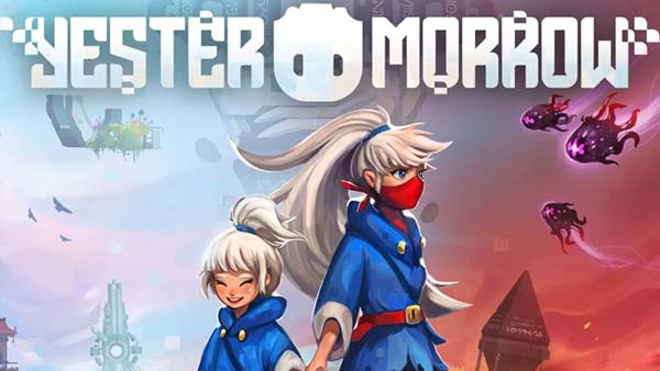 Time-travelling puzzle platformer 'YesterMorrow' arrives November 5th - Pre-order now!