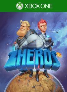 ZHEROS Xbox One Boxart