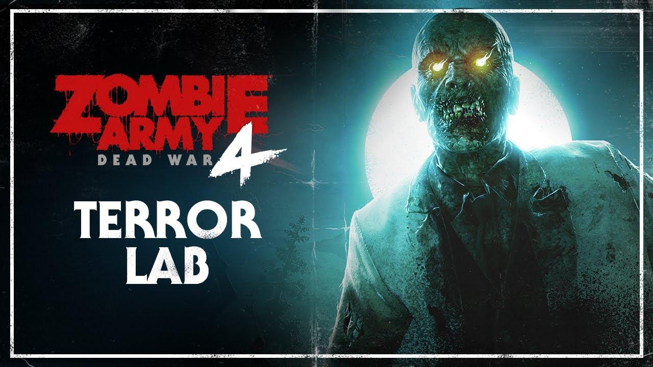 Zombie Army 4 Terror Lab