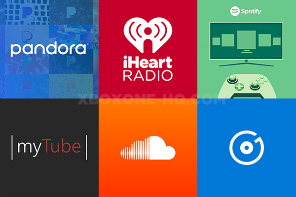 Best background music apps to play audio on Xbox One